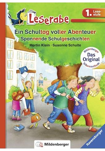 Buch »Ein Schultag voller Abenteuer / Martin Klein, Susanne Schulte« kaufen