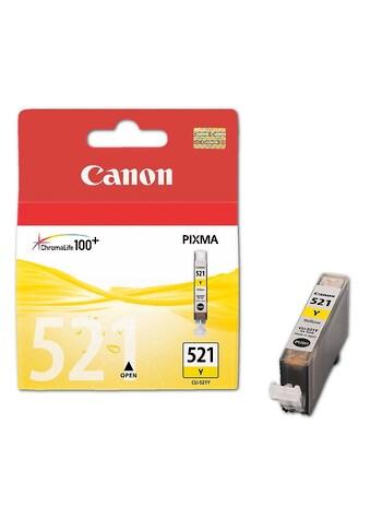 Canon Tintenpatrone »CLI - 521Y« kaufen