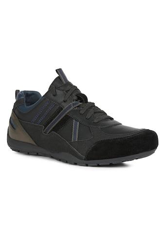 Geox Sneaker »Ravex«, mit kontrastfarbenen Ziernähten kaufen