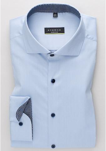 Eterna Langarmhemd »SUPER - SLIM« kaufen
