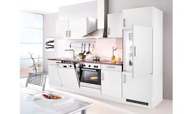 HELD MÖBEL Küchenzeile »Toronto«, ohne E-Geräte, Breite 280 cm kaufen