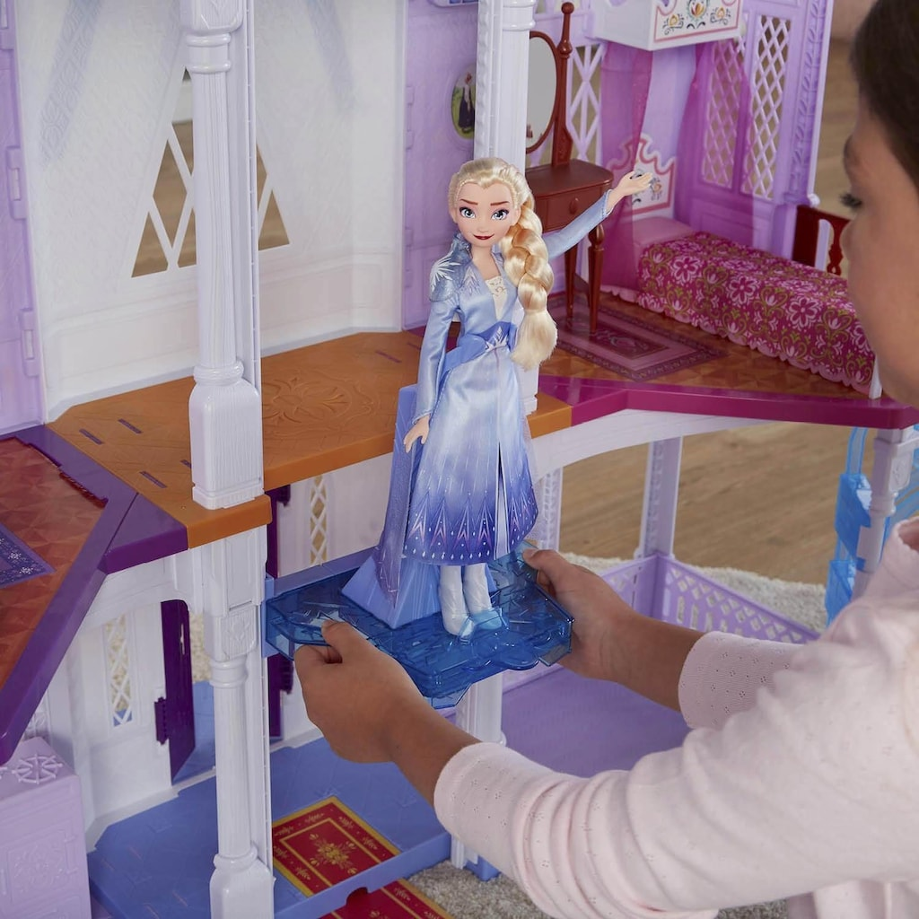 Hasbro Puppenhaus »Die Eiskönigin II, Puppenschloss, Königliches Schloss von Arendelle«