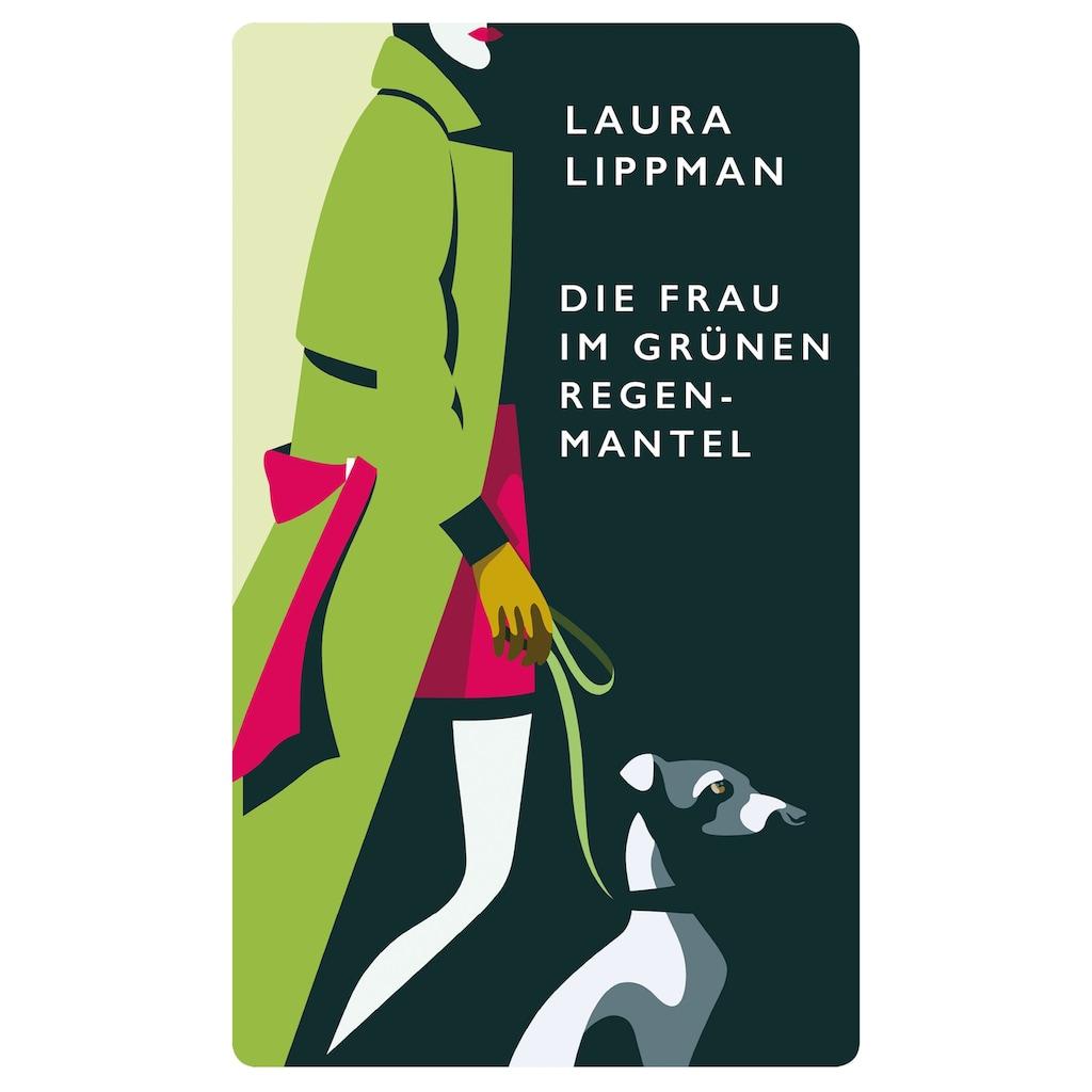 Buch »Die Frau im grünen Regenmantel / Laura Lippman, Sepp Leeb«
