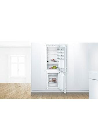 BOSCH Einbaukühlgefrierkombination »KIS86AFE0«, 6 kaufen
