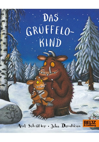 Buch »Das Grüffelokind / Axel Scheffler, Julia Donaldson, Monika Osberghaus, Macmillan... kaufen