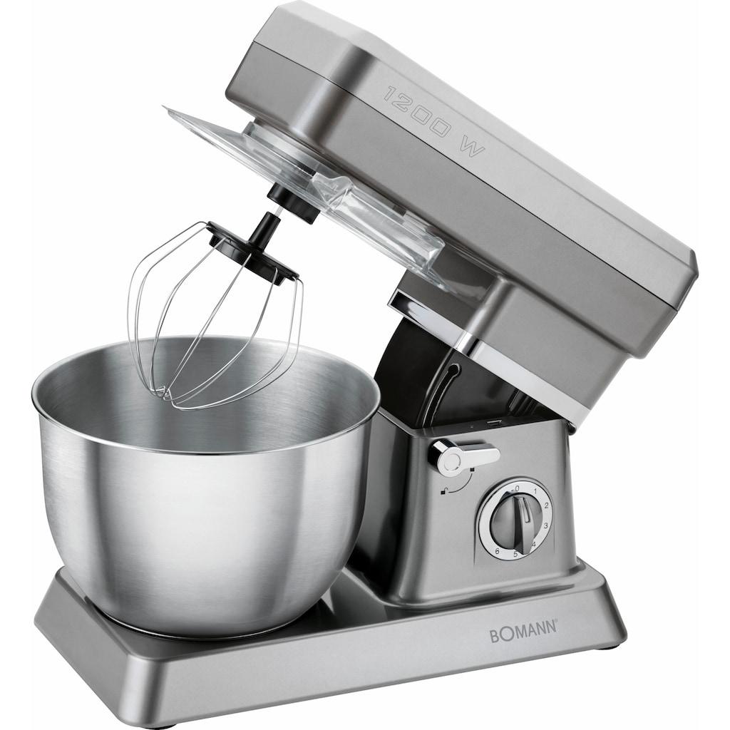 BOMANN Küchenmaschine »Küchenmaschine KM 398 CB«