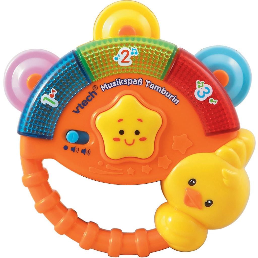 Vtech® Lernspielzeug »Musikspaß Tamburin«