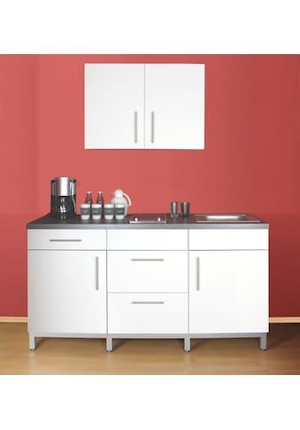 Menke Küchen Küchenzeile »Rack-Time Junior 180«, mit E-Geräten kaufen
