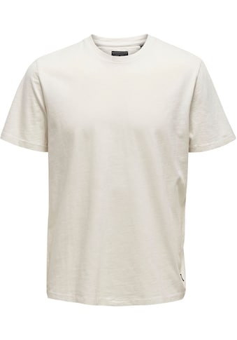 ONLY & SONS T - Shirt »MILLENIUM LIFE WASHED TEE« kaufen