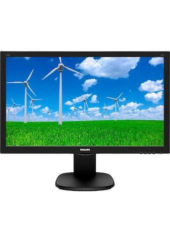 "Philips LCD-Monitor »243S5LHMB«, 59,9 cm/23,6 "", 1920 x 1080 px, Full HD, 1 ms... kaufen"