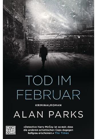 Buch »Tod im Februar / Alan Parks, Conny Lösch« kaufen