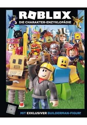 Buch »Roblox - Die Charakter-Enzyklopädie / Kai Wichmann« kaufen
