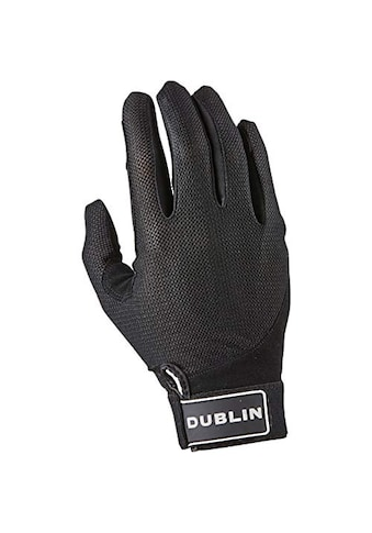 Dublin Reithandschuhe »Herren Reitsporthandschuhe mit Netzeinsätzen und Klettverschluss« kaufen