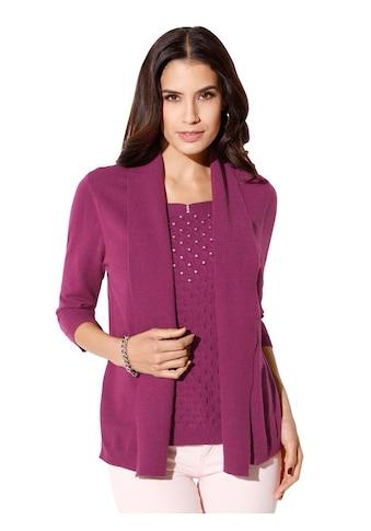 Lady Pullover in 2 - in - 1 - Optik kaufen