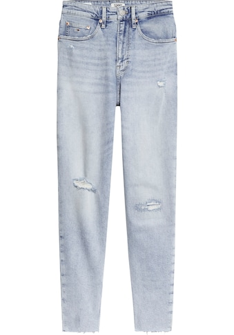 TOMMY JEANS Mom - Jeans »MOM JEAN HR TPRD CNLBCD« kaufen