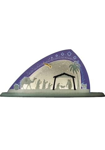 Weigla Lichterbogen »Christi Geburt«, in 3D Optik kaufen