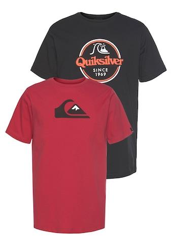 Quiksilver T-Shirt »KIDS WORLD COMP FLAXTON PACK« kaufen
