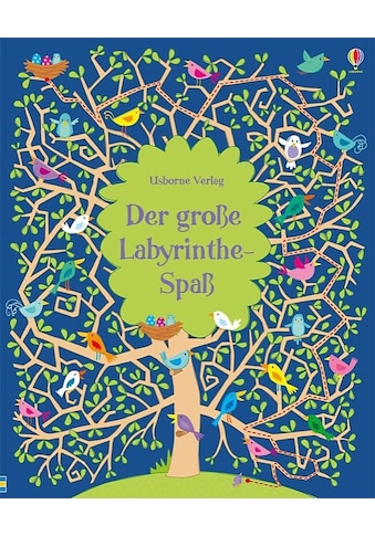 Buch »Der große Labyrinthe-Spaß / Kirsteen Robson, Nayera Everall, Ruth Russell,... kaufen