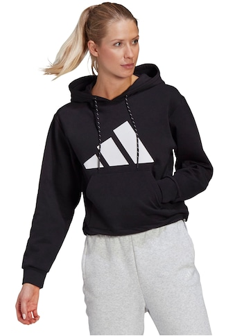 adidas Performance Kapuzensweatshirt »WOMEN RELAXED FIT LOGO HOODIE« kaufen