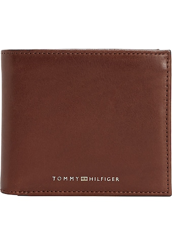 Tommy Hilfiger Geldbörse »CASUAL LEATHER CC FLAP AND COIN«, aus hochwertigem Leder kaufen