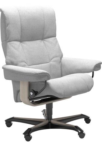 Stressless® Relaxsessel »Mayfair«, mit Home Office Base, Größe M, Gestell Whitewash kaufen