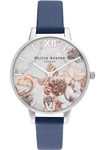 OLIVIA BURTON Quarzuhr »Marble Florals, OB16CS33« kaufen