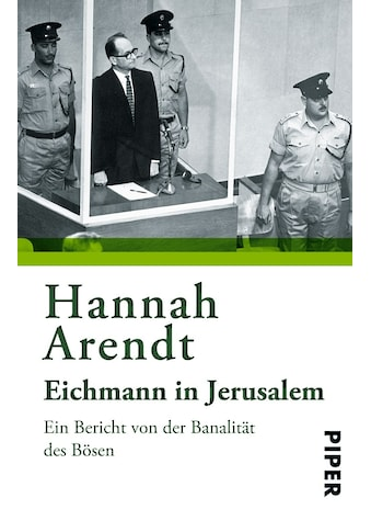 Buch »Eichmann in Jerusalem / Hannah Arendt, Brigitte Granzow« kaufen