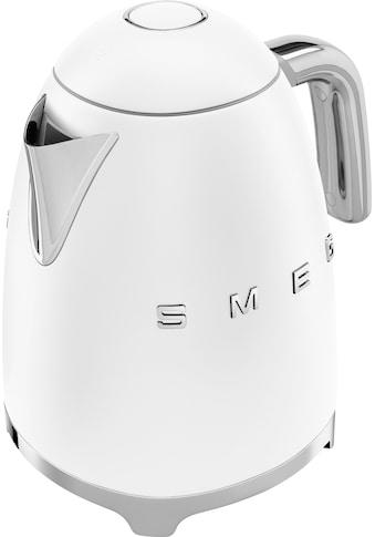 Smeg Wasserkocher »KLF03WHMEU«, 1,7 l, 2400 W kaufen