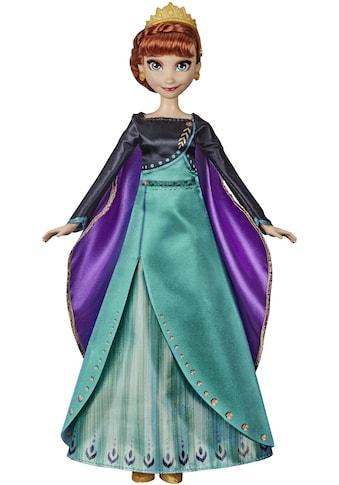 Hasbro Anziehpuppe »Die Eiskönigin II, Traummelodie Anna«, mit Sound kaufen