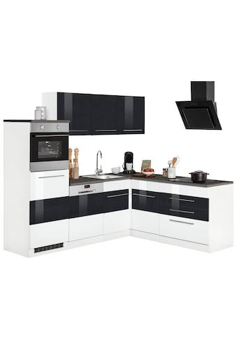 HELD MÖBEL Winkelküche »Trient«, ohne E-Geräte, Stellbreite 230 x 190 cm kaufen