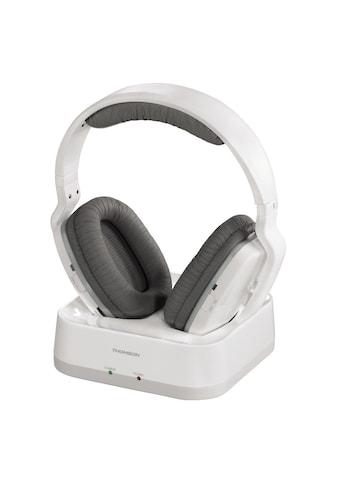 Thomson Kabelloser Funk - Kopfhörer Over - Ear für TV, HiFi, PC »mit Ladestation, WHP3311W« kaufen