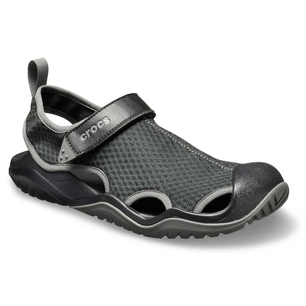 Crocs Sandale »Swiftwater Mesh Wave M«, für Badefreunde