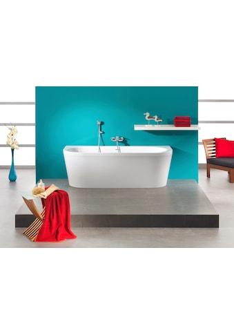 """OTTOFOND Badewanne »Modena«, mit verchromte Ablaufgarnitur """"Klick-Klack"""" kaufen"""