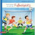 Buch »Heute gehen wir auf den Fußballplatz / Susa Hämmerle, Kyrima Trapp«