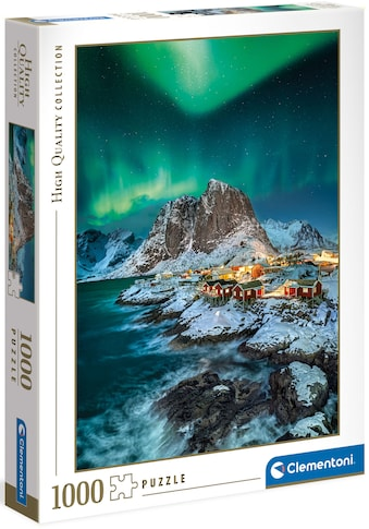 Clementoni® Puzzle »High Quality Collection - Lofoten Islands«, Made in Europe, FSC® -... kaufen