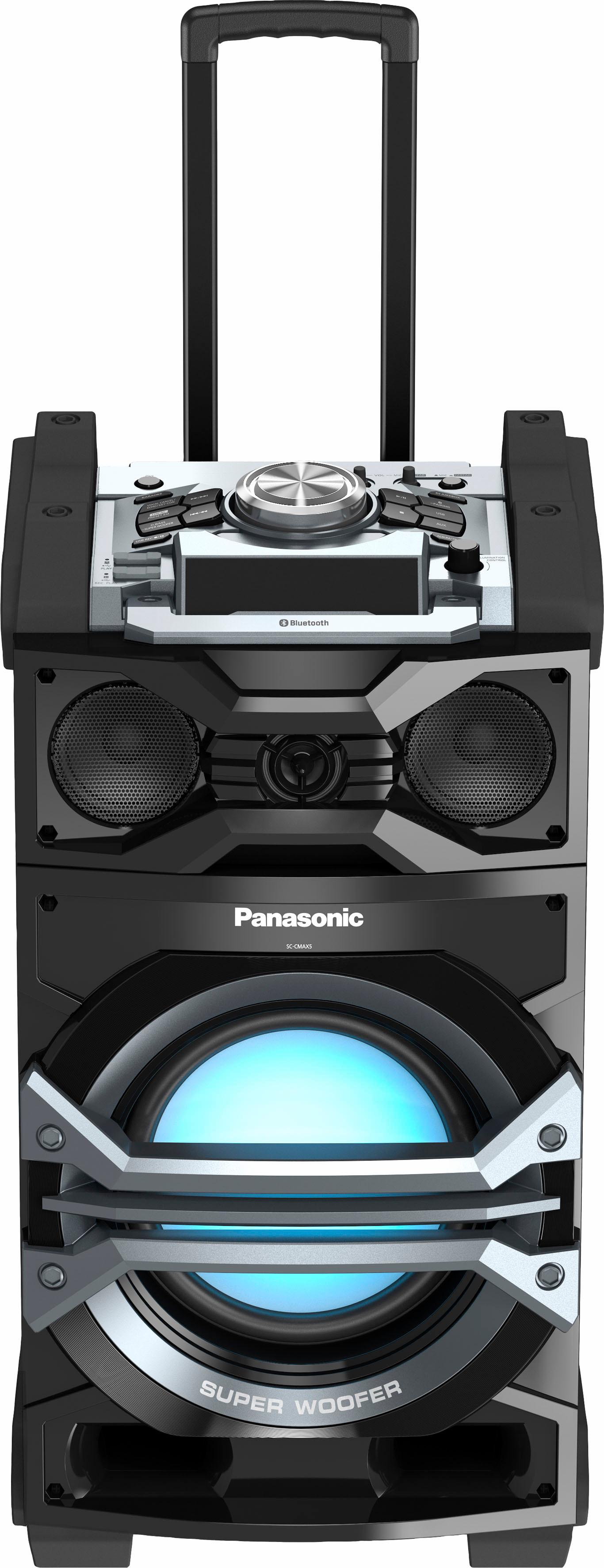 »SC-CMAX5« Stereoanlage (Bluetooth)