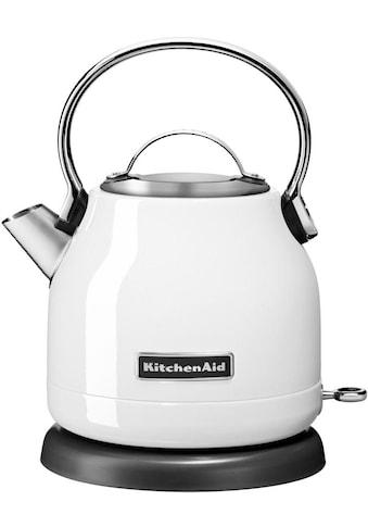 KitchenAid Wasserkocher »5KEK1222«, 1,25 l, 2200 W kaufen