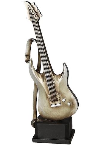 Ambiente Haus Dekofigur »Gitarre Figur L« kaufen