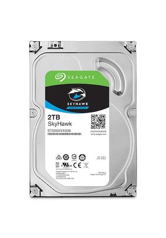 Seagate HDD-Festplatte »Skyhawk Surveillance 2TB« kaufen