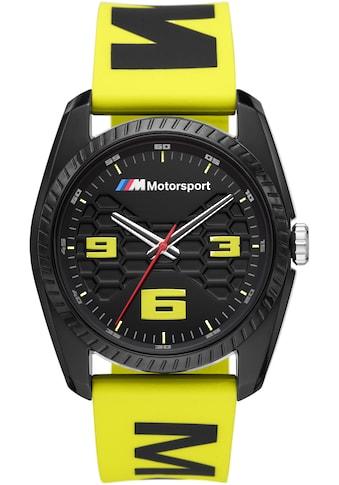 BMW Quarzuhr »M MOTORSPORT, BMW1011« kaufen