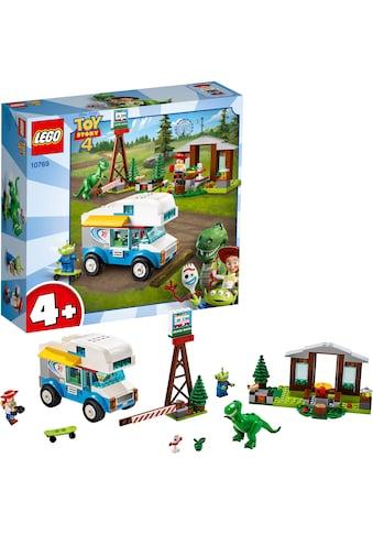 """LEGO® Konstruktionsspielsteine """"Ferien mit dem Wohnmobil (10769), LEGO® Juniors"""", Kunststoff, (178 - tlg.) kaufen"""
