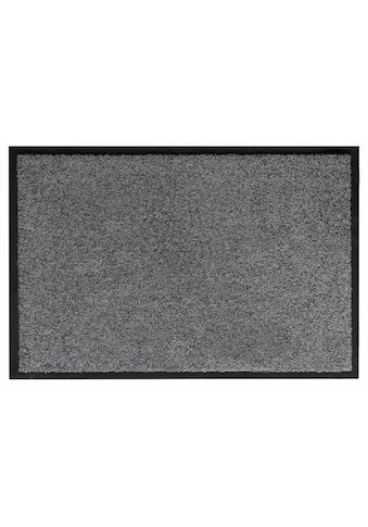 Andiamo Fußmatte »Verdi«, rechteckig, 5 mm Höhe, Fussabstreifer, Fussabtreter, Schmutzfangläufer, Schmutzfangmatte, Schmutzfangteppich, Schmutzmatte, Türmatte, Türvorleger, In- und Outdoor geeignet, waschbar, Kundenliebling mit 5 Sterne Bewertung kaufen