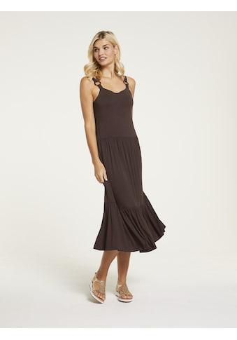 LINEA TESINI by Heine Shirtkleid, mit Zierringen kaufen
