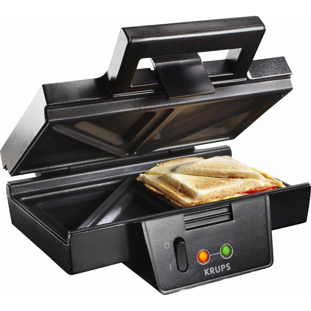Krups Sandwichmaker »FDK451«, 850 W