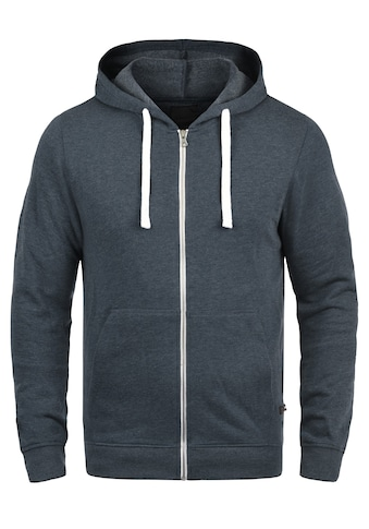 PRODUKT Kapuzensweatjacke »Paladius«, Sweatshirtjacke mit weicher Fleece-Innenseite kaufen