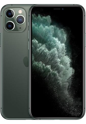 """Apple Smartphone »iPhone 11 Pro, 5G«, (14,7 cm/5,8 """", 256 GB Speicherplatz, 12 MP Kamera) kaufen"""