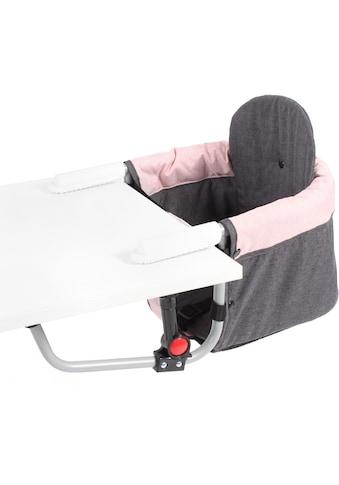 CHIC4BABY Tischsitz »Relax, Melange Rosa« kaufen