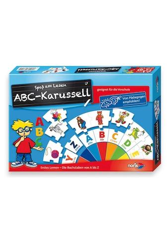 """Noris Spiel, """"ABC - Karussell"""" kaufen"""