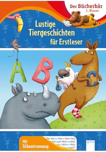 Buch »Lustige Tiergeschichten für Erstleser / Ulrike Kaup, Erwin Grosche, Frauke... kaufen