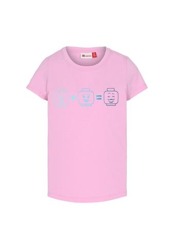 """LEGO® Wear Kurzarmshirt »LWTEAH 301«, """"mit einen schicken matten Gummidruck"""" kaufen"""
